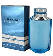 Описание Azzaro Chrome Legend
